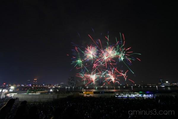 Yodogawa Hanabi - Fireworks series