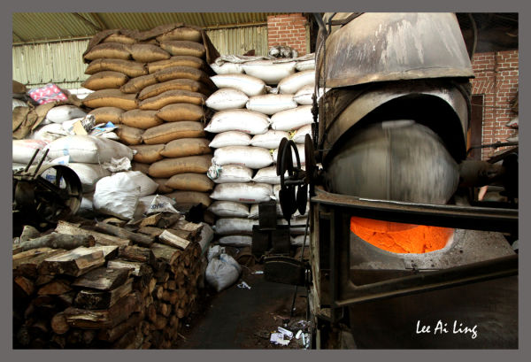 Koffie Fabriek Aroma Bandung Indonesia