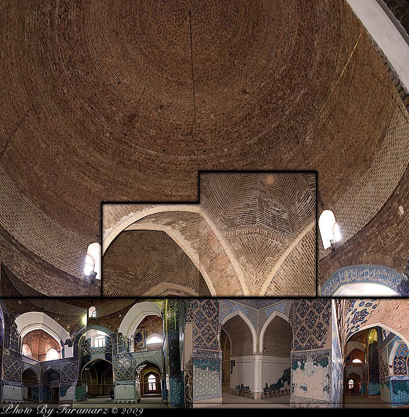 Kabood (Goey) Mosque - Tabriz - Iran