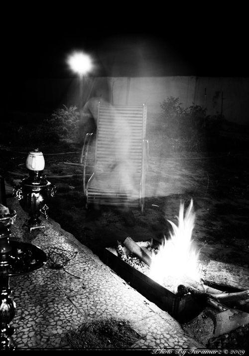 Ghost Faramarz night