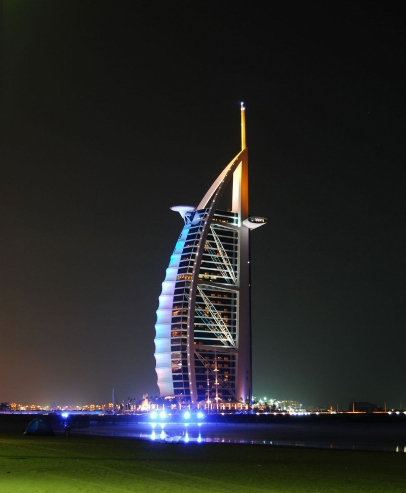 Borg Al Arab (Arab Tower Hotel)