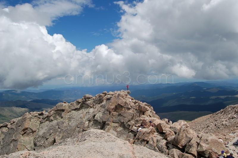 Mt Evans