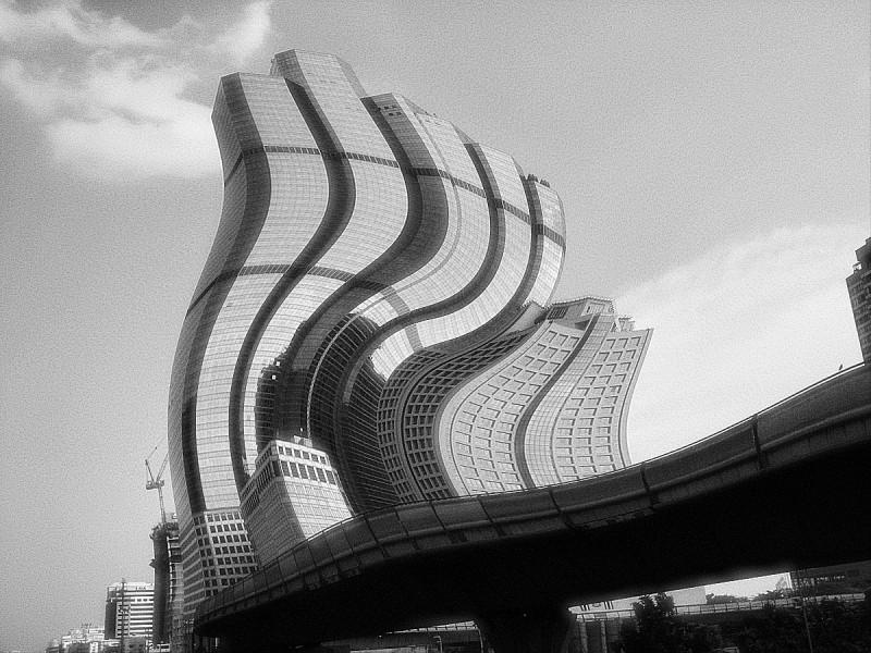 Empire building, Bangkok.