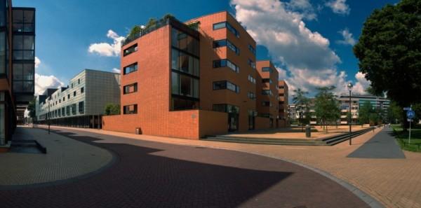 panorama de Beekpark a Apeldoorn