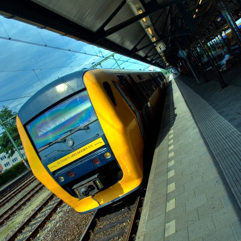 Shuttle Station Apeldoorn