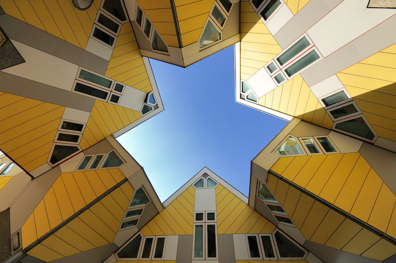 Cubus House, Rotterdam