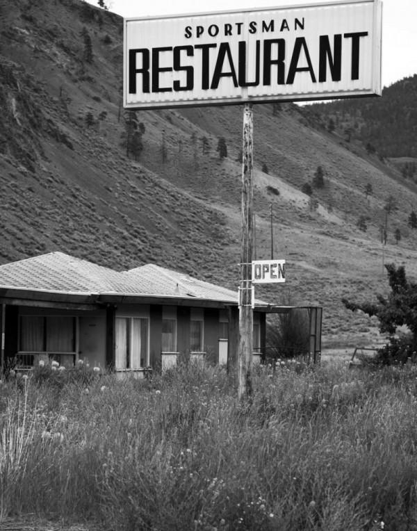 Sportsman Resturant- Open