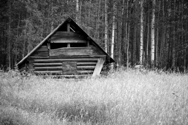 Decommissioned Barn