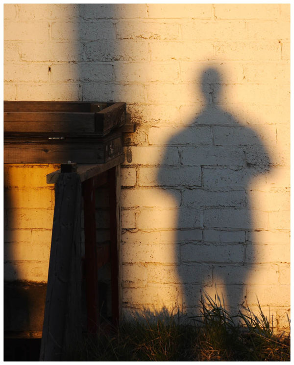 A Shadowy Character