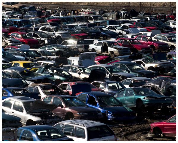 The Parking Lot of Broken Dreams