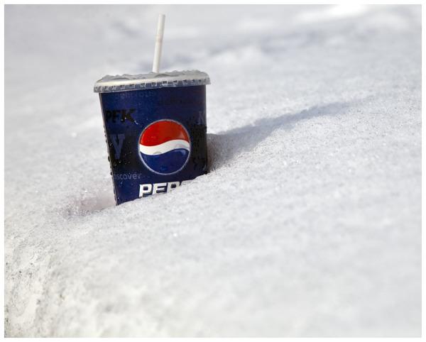 Cold Pepsi