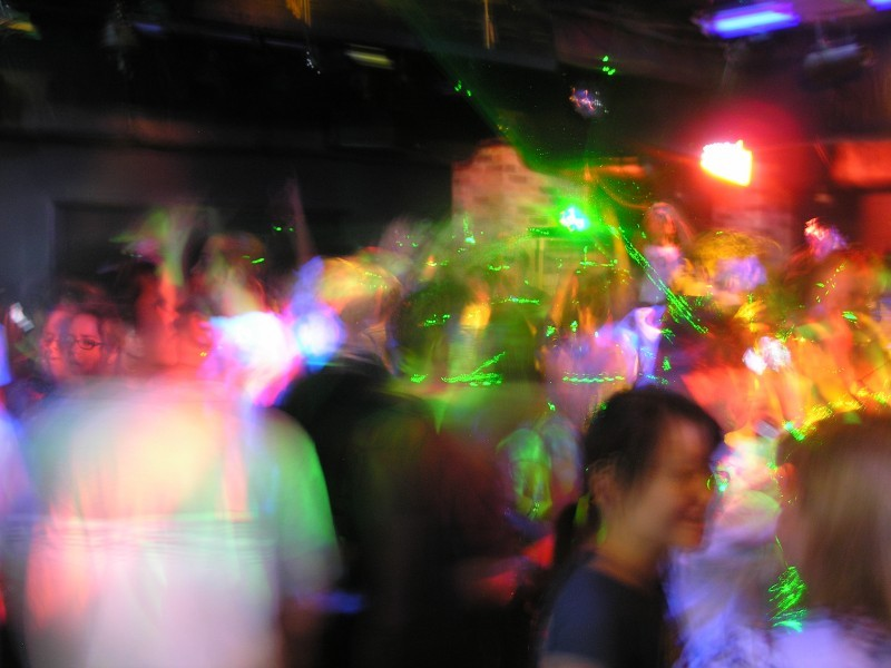Dancing the night away in Kanazawa