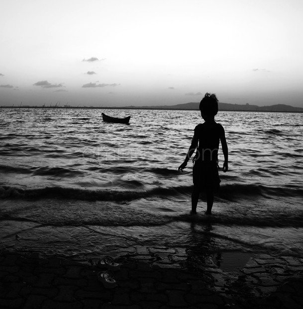 Longing for the sea