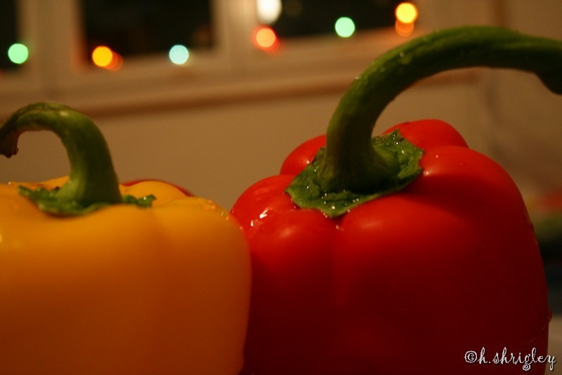 Peppers and Lights