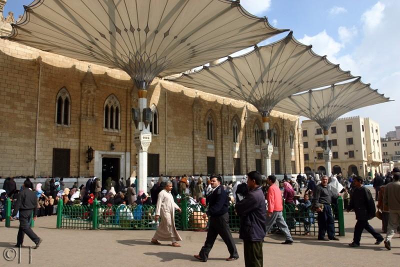 Egypt. Cairo. Sayyidna al-Hussein