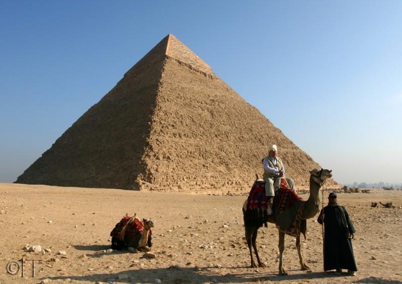 Egypt. Cairo. Pyramids