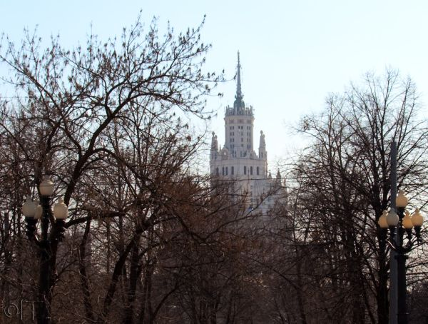 Moscow. Boulevard Ring.