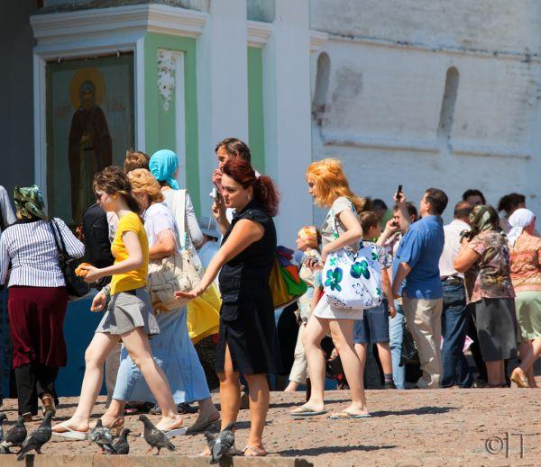 Russia. Zagorsk (Sergiev Posad)