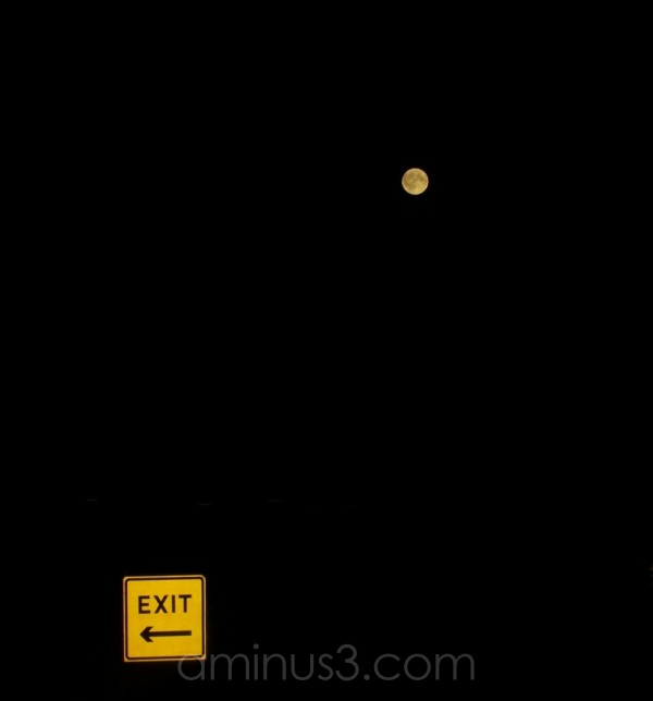 Directions From the Moon