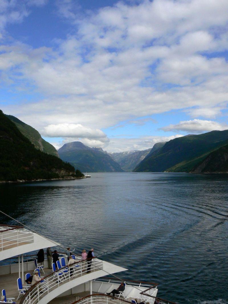 Eidfjord Norway.