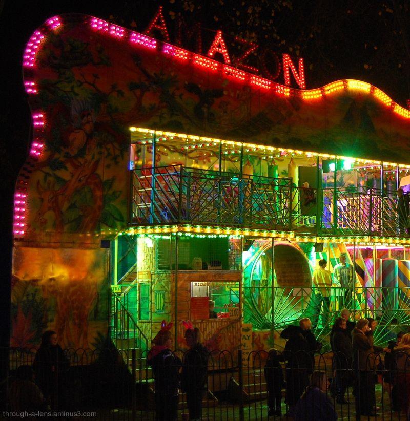 Amazon Jungle Fun House