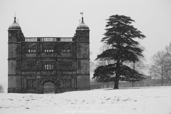 Tixall Hall, Gate House.