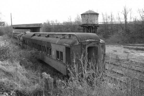 Ghost Train ...