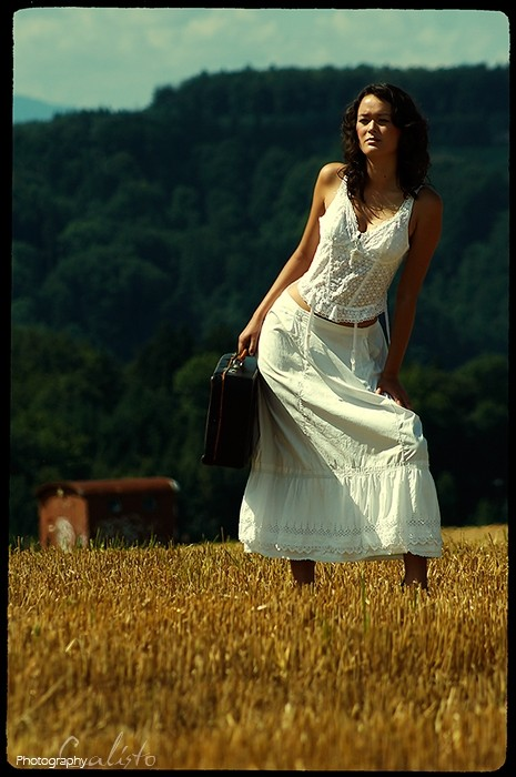 summer, country, outdoor, retro, romantic