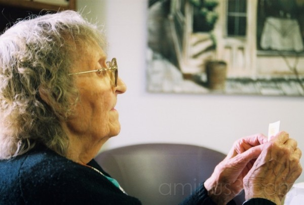 Tribute to the Elderly: Reading