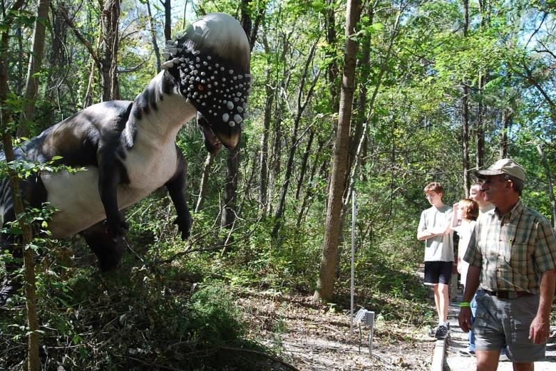 Dinosaurs Alive: Pachycephalosaurus