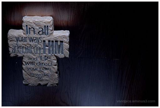 Prov 3:6