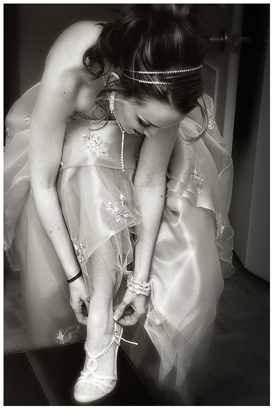 Ma filleule Maggie qui se marie