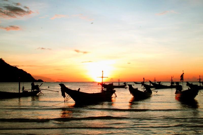 thailand beach koh pha ngan