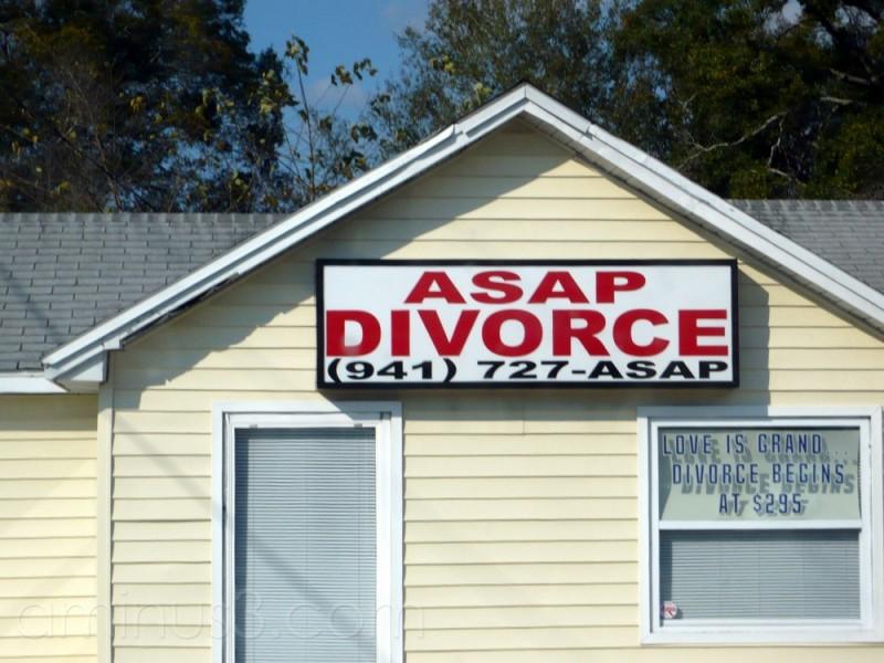instant divorce