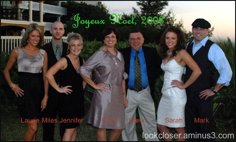 Family Wedding Christmas