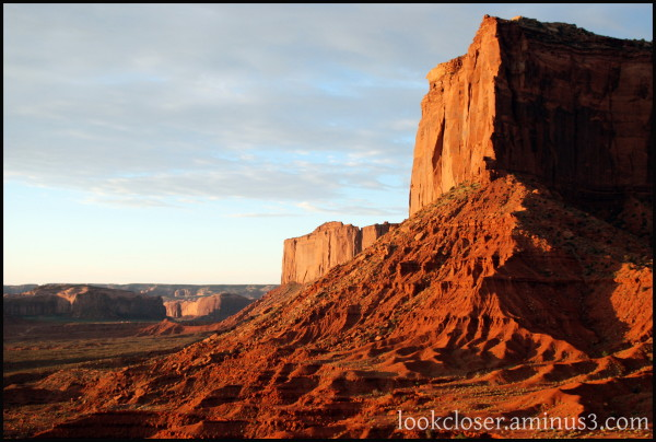 Monument-Valley UT Navajo West Morning