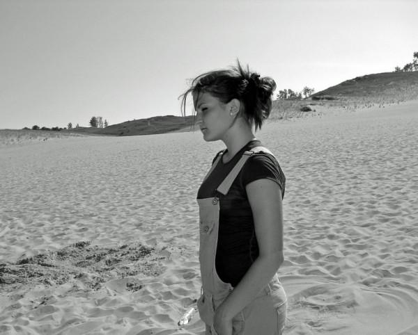 The Michigan Sand Dunes