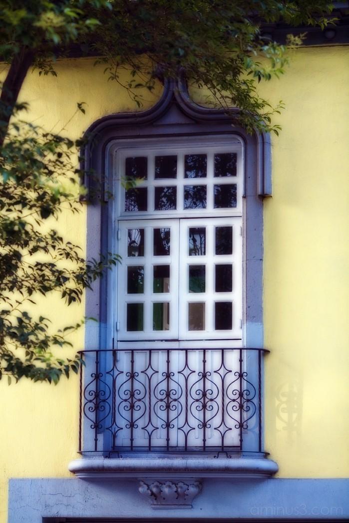 Window Blue