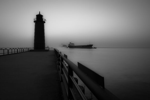 Milwaukee Harbor Lighthouse