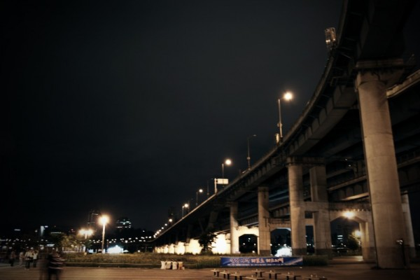 Bridges of Seoul - 청담대교 (Cheongdam Bridge)