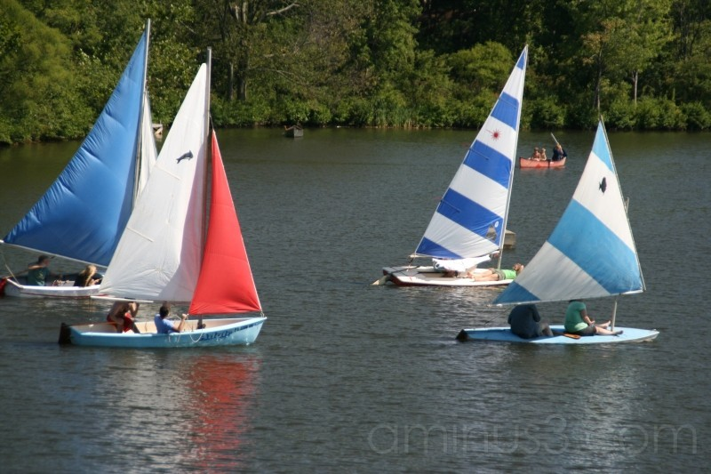 Labor Day Sailboat Race