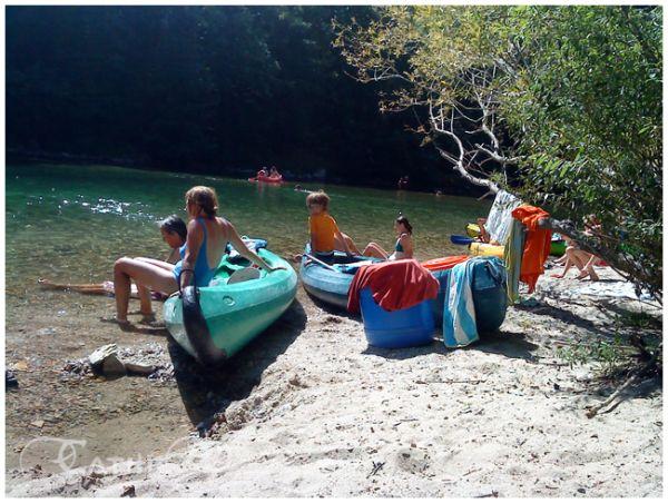 Repos Canoe