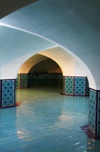 Sheik Lotfollah Mosque's Underground Cortile