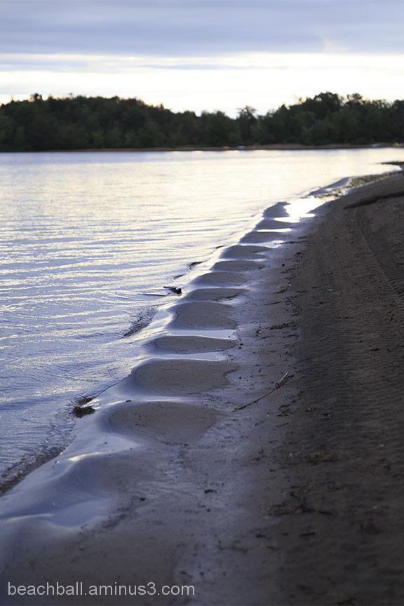 Sand Bumps