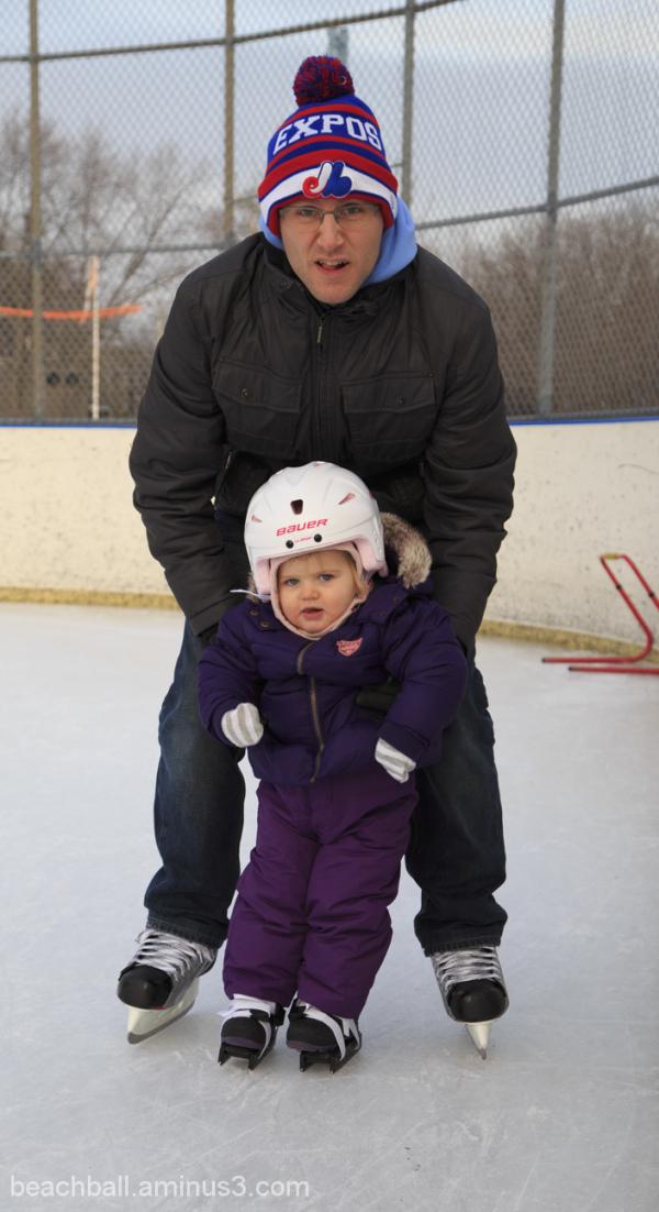 Addison Goes Skating, 2