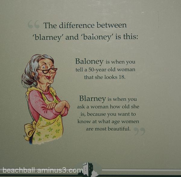Baloney Vs Blarney