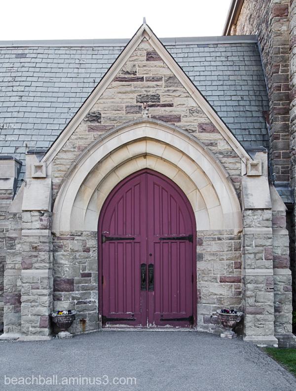 St. George's Side Door