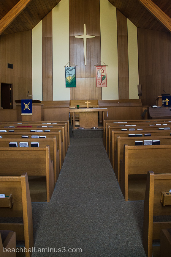 Here is the Church
