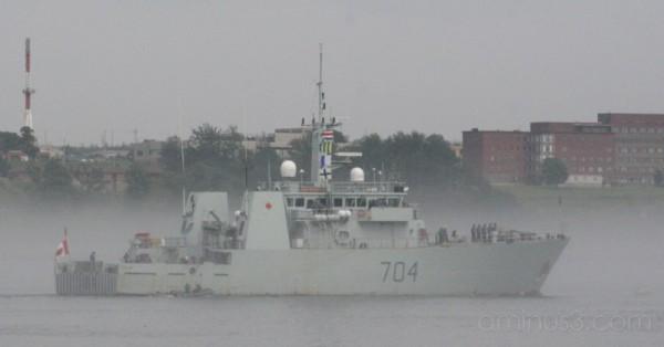 HMCS Shawinigan