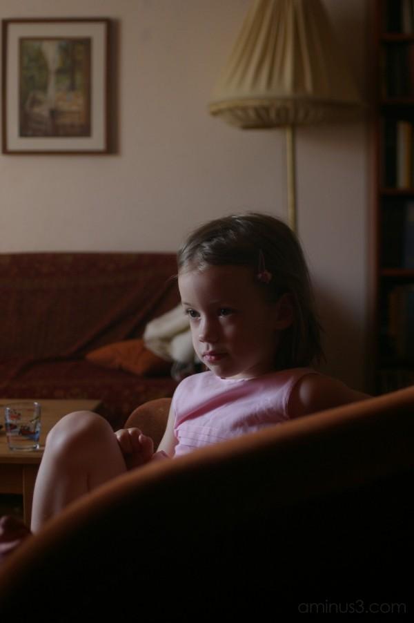 My daughter Aliz.